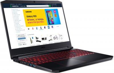 Ноутбук Acer Nitro 7 AN715-51 (NH.Q5HEU.053) Black