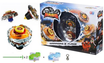 Волчок Infinity Nado Auldey Сплит Battle Buddha Боевой Будда и Blast Flame Боевой Медведь (YW624601)