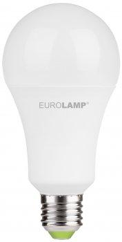 Светодиодная лампа EUROLAMP А75 20W E27 3000K (LED-A75-20272(P))