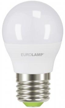 Светодиодная лампа EUROLAMP G45 5W E27 3000K (LED-G45-05273(P))