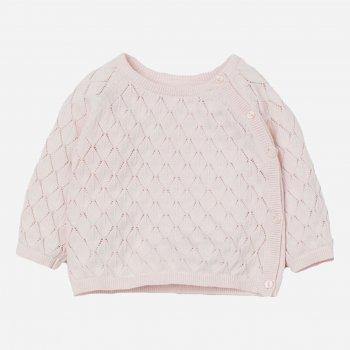 Джемпер H&M 2304-8156291 56 см Світло-рожевий (hm00579290622)