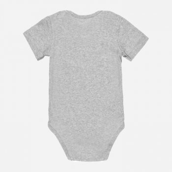 Боди-футболка H&M 5881849 98 см Серый/Меланж (hm02978298766)