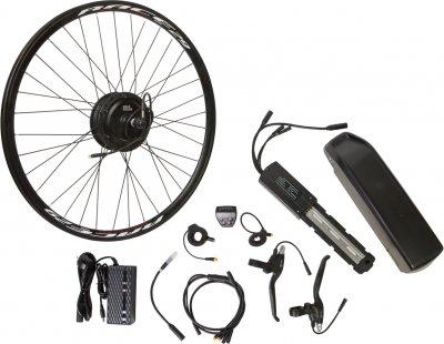 "Електричний велонабір на раму Velotrade Мотор-колесо 29"" задній редуктор 500 Вт 48 В 12.5 А·год 20 A (ELBK-061)"
