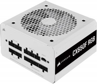 Corsair CX650F RGB 650W White (CP-9020226-EU)