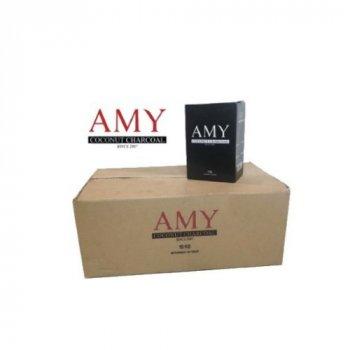 Кокосове вугілля для кальяну Amy Gold 10 кг