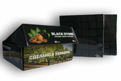 Уголь из скорлупы грецкого ореха Black Stone 0,5 кг