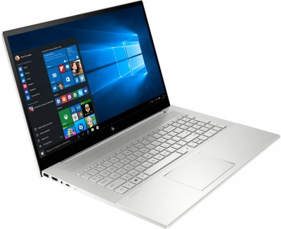 Ноутбук HP Envy 17-ch0009ua (422P3EA) Silver
