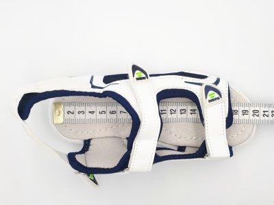 Сандалии для мальчиков Jong Golf C293R Белый