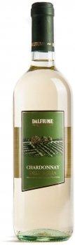Вино Dalfiume Chardonnay Dell'emilia IGP біле сухе 0.75 л 11% (8008501000149)