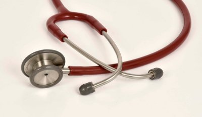 Стетоскоп Tech-Med TM-SF 502 терапевтический двухсторонний для прослушивания тонов сердца и легких (mpm_00300)