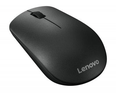 Мышь Lenovo 400 Wireless Mouse (GY50R91293) Black