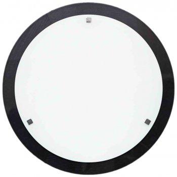 Настінно-стельовий світильник Декора 0140 D400 венге (DE-51158)