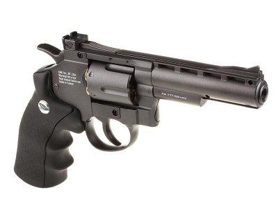 Пневматичний пістолет Gletcher SW B4 Smith & Wesson Сміт і Вессон газобалонний CO2 120 м/с