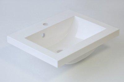 Раковина (умывальник) Fancy Marble Jody 500 Белый