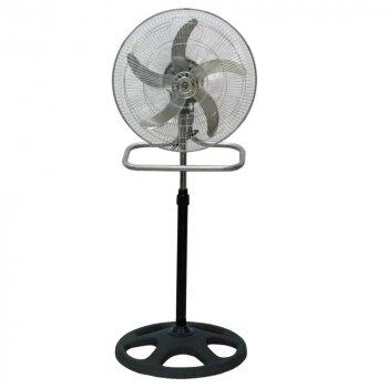 Напольно-настольный вентилятор Opera Digital 1803 18 дюймов 3 in 1 (металл)