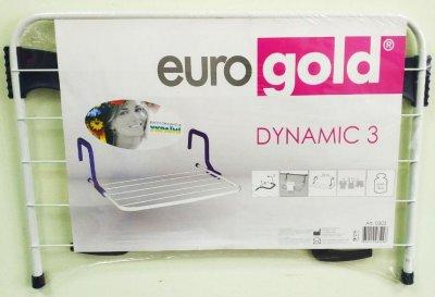 Сушилка для белья навесная Eurogold Dynamic 3 (0303)