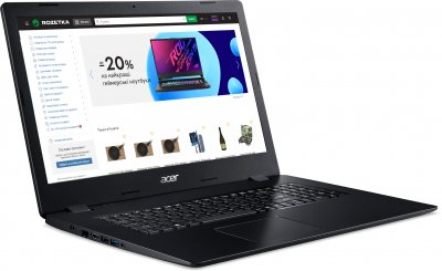 Ноутбук Acer Aspire 3 A317-52-74PD (NX.HZWEU.00D) Shale Black