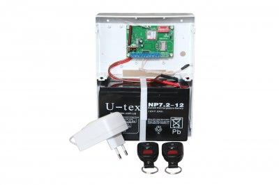 Охранная GSM Централь Потенциал GSM-Хит-РК.V3