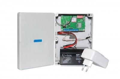 Охоронна сигналізація Потенціал GSM-ХІТ-box.V3+ базовий блок