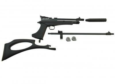 Газобалонна пневматична гвинтівка SPA ARTEMIS CP2 Black