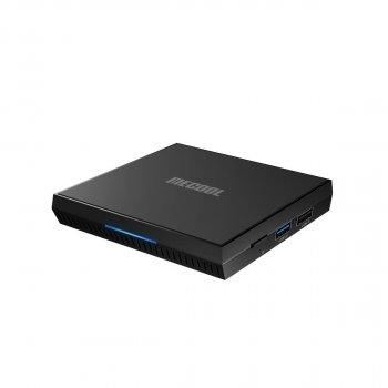 Смарт ТВ-приставка Mecool KM6 Classic Edition 2GB/16GB DDR4 Amlogic S905X4 ANDROID TV 10 ГОЛОСОВОЕ УПРАВЛЕНИЕ