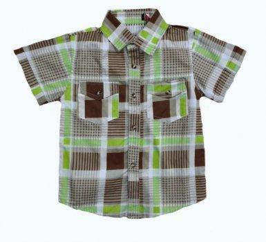 Сорочка для хлопчика SUBTLETY 04 різнобарвний