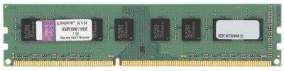 Оперативна пам'ять Kingston DDR3-1600 8192 MB PC3-12800 (KVR16N11H/8WP)