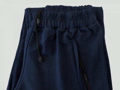 Спортивні штани класік zomak filato Темно-сині шд2