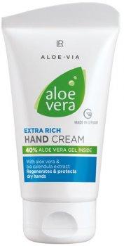Питательный крем для рук LR Aloe Via Aloe Vera 75 мл (20613-301) (ROZ6400106714)