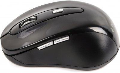 Мышь Gembird MUSW-6B-01 Wireless Black