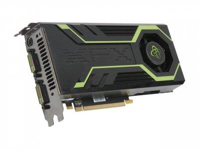 XFX PCI-Ex GeForce GTS 250 1024 mb, 256 bit Б/В