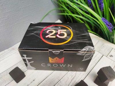 Кокосове вугілля Crown premium (упаковка 72шт.)