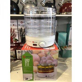 Сушильный аппарат сушилка для фруктов , овощей и прочих продуктов , сушка , дегидратор .Zepline 029