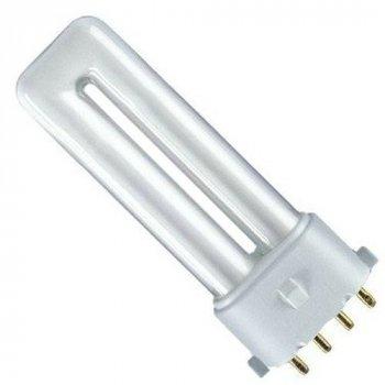 Лампа Osram DULUX S/E 7W/840 2G7 компактная люминесцентная