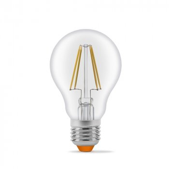 LED лампа VIDEX Filament A60F 7W E27 4100K