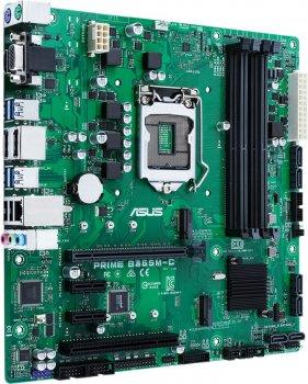 Материнська плата Asus Prime B365M-C (s1151, Intel B365, PCI-Ex16)