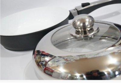 Сковорода керамическая Swiss Zurich SZ-155-24 24 см