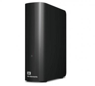 Внешний жесткий диск WD Elements Desktop 14 TB (WDBWLG0140HBK)