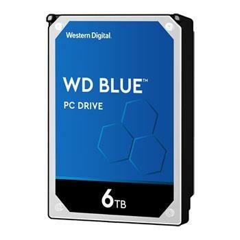 "Жорсткий диск Western Digital Blue 6TB 5400rpm 256MB WD60EZAZ 3.5"" SATAIII"