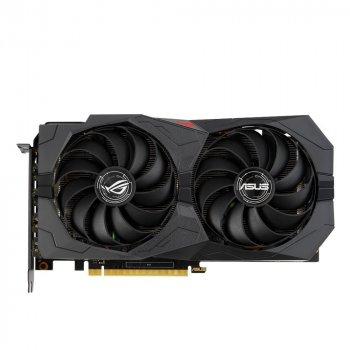 Видеокарта Asus GeForce GTX 1660 SUPER, ROG GAMING Advanced Edition, 6Gb GDDR6, 192-bit, 2xHDMI/2xDP, 1845/14002 MHz, 8-pin (ROG-STRIX-GTX1660S-A6G-GAMING)