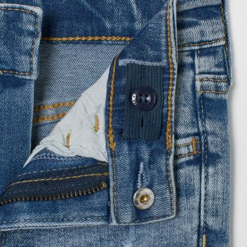 Джинсы H&M 04-0812268-001 Голубые