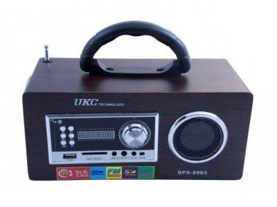 Портативна Акустична Система UKC SPS 8963