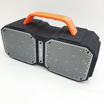 Портативна акумуляторна акустична система Bluetooth колонка водонепроникна JONTER M-83 бумбокс ORIGINAL