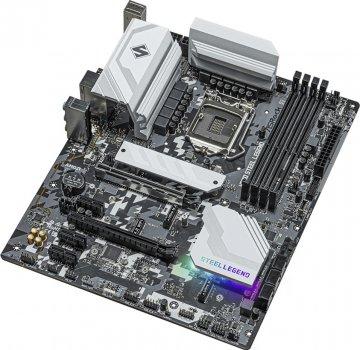 Материнська плата ASRock H570 Steel Legend (s1200, Intel H570, PCI-Ex16)