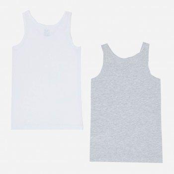 Майка Oviesse 1189871 2 шт Grey/White