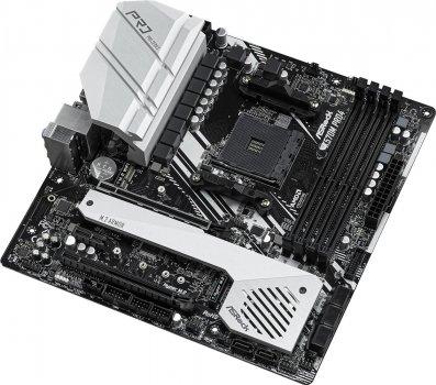 Материнська плата ASRock X570M Pro4 (sAM4, AMD X570, PCI-Ex16)