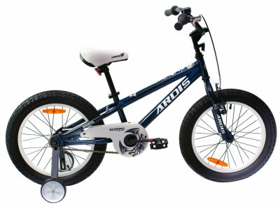 "Детский велосипед Ardis Scorpio 18"" 9.5"" Синий (04235)"