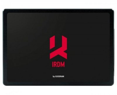 """Твердотільний диск SSD 2.5"""" 240GB Goodram Iridium SATA 3, MLC, Read/Write - 550Mb/s 540Mb/s (IR-SSDPR-S25A-240)"""