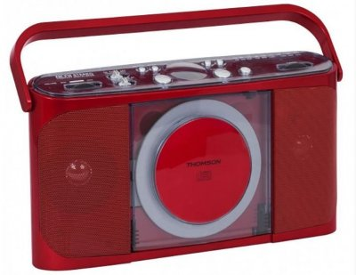 Цифровий CD радиоприйомник Thomson RCD181, б/в