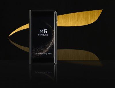 MP3-плеер Shanling M6 ver.21 Black (90402327)